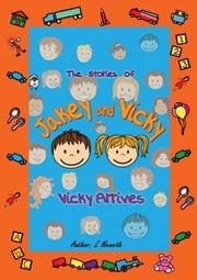 The Stories of Jakey and Vicky ebook by Zoltan Nemeth