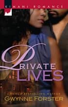 Private Lives ebook by Gwynne Forster