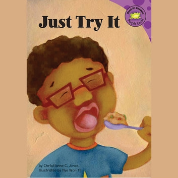 Just Try It audiobook by Christianne Jones
