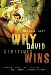 Why David Sometimes Wins - Leadership, Organization, and Strategy in the California Farm Worker Movement ebook by Marshall Ganz