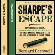 Sharpe's Escape: The Bussaco Campaign, 1810 (The Sharpe Series, Book 10) audiobook by Bernard Cornwell