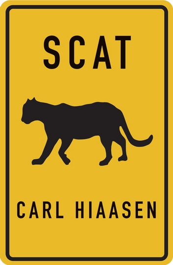 Scat ebook by Carl Hiaasen